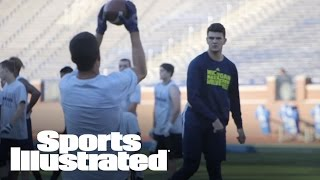 jim harbaugh goes around the world to develop players   mmqb   sports illustrated