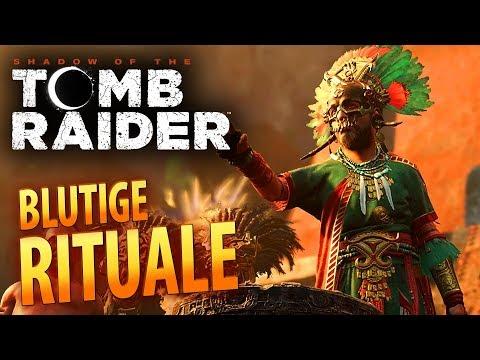 Shadow of the Tomb Raider #038 | Blutige Rituale der Mayas | Gameplay German Deutsch