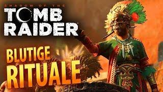 Shadow of the Tomb Raider #039 | Blutige Rituale der Mayas | Gameplay German Deutsch thumbnail