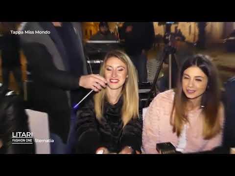 """Miss Mondo Puglia, Tappa Di Sternatia (LE), """"LITARI Cafè"""""""