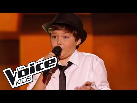The Voice Kids 2016 | Noa – Armstrong (Claude Nougaro) | Blind Audition