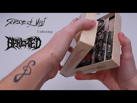 Benighted - Necrobreed (unboxing limited edition digibox with extras)