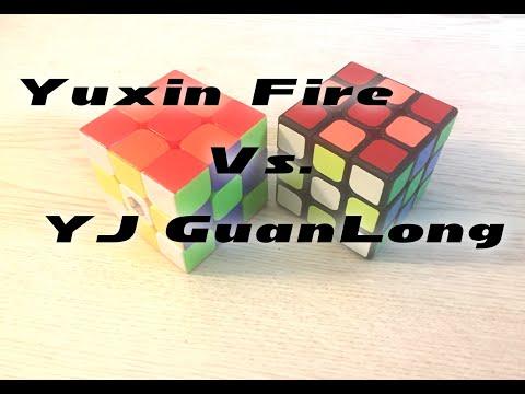 Yuxin Fire Vs. YJ GuanLong