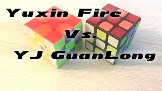 yuxin fire vs yj guanlong