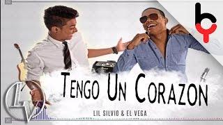Lil Silvio & El Vega - Tengo Un Corazon [Acapella Preview]