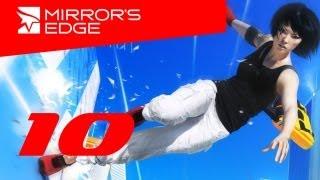 Mirrors Edge прохождение с Карном. Часть 10 - Финал