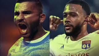 Générique Ligue 1 2020/2021 - Comparatif J1 vs J8