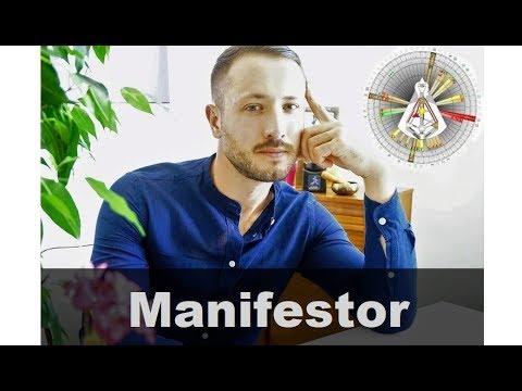 Манифестор 1-вый Тип в ДИЗАЙНЕ ЧЕЛОВЕКА