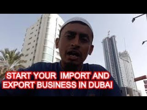 I am in Dubai for Import and export Business join me...