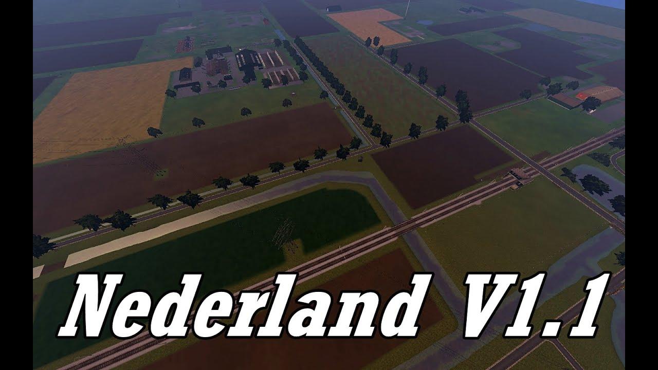 Canadian Map Farming Simulator 2015%0A Farming Simulator          Sprawdzanie map  Nederland V