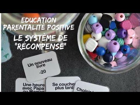 """EDUCATION/PARENTALITE POSITIVE : Fabriquer un système de """"récompense"""" pour tous types d'enfants"""