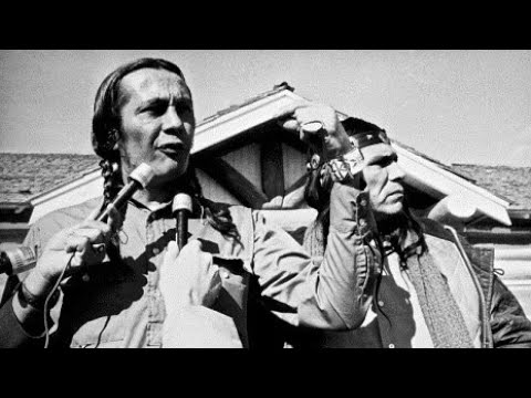 Elder Russell Means: Being Indigenous & A.I.M.