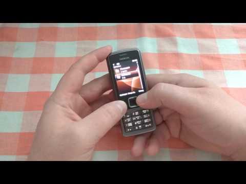 Обзор Nokia 6300 classic (шоколадный)