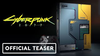 Cyberpunk 2077: Limited Edition Xbox One X - Official Trailer