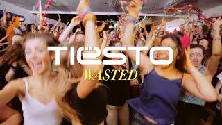 WASTED le Tiësto as Gaeilge