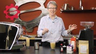 White Chocolate Almond Mocha | Coffee Collaboration