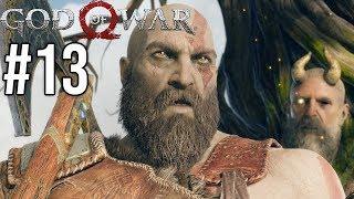 ŚCINAĆ TO DRZEWO? - God of War 4 #13