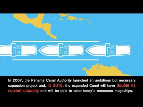 The Expansion of the Panama Canal