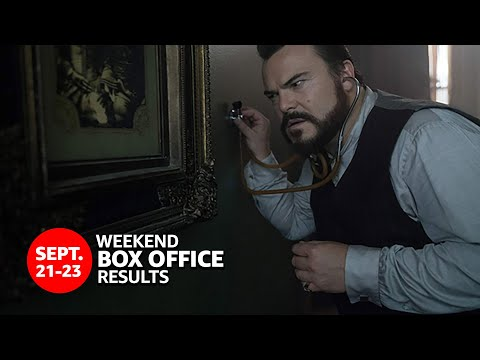 Weekend Box Office: Sept. 21-23