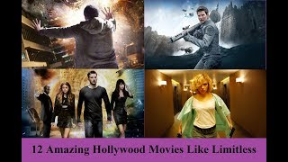 12 Hollywood Movies Like limitless | if you love limitless Then You must watch these 12 Movies