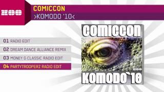 Comiccon - Komodo