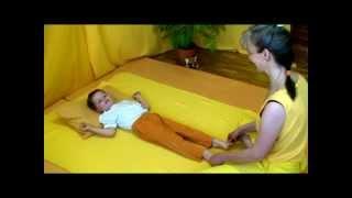 Yoga für körperbehinderte Kinder - Savasana -  www.pro-relax.com