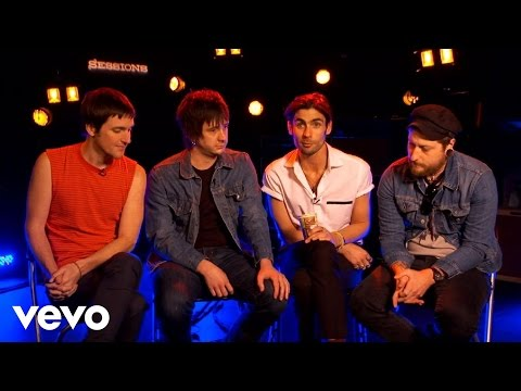 The All-American Rejects - VEVO News Interview