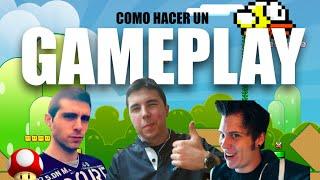 COMO HACER UN GAMEPLAY COMO VEGETTA, WILLYREX Y EL RUBIUS