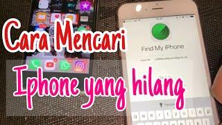 Mencari iPhone Yang Hilang || FindMy iPhone.