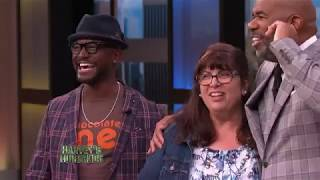 An Energetic Harvey's Hundreds with Taye Diggs