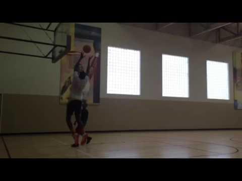 Chandler Oriakhi workout video is