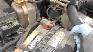how to jeep cherokee xj 4 0 radiator swap part 1