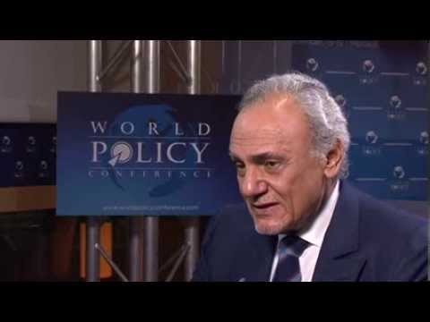 World Policy Conference 2013 - Turki AL FAISAL