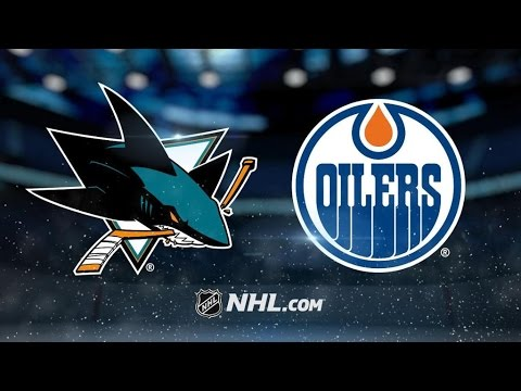 San Jose Sharks Vs. Edmonton Oilers | NHL Game Recap | March 30, 2017