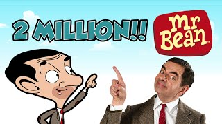 A Special Message From Mr. Bean | Thank you! | Mr. Bean Official
