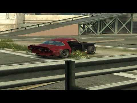 flatout 3 : race with replay 12 with my car of grinder