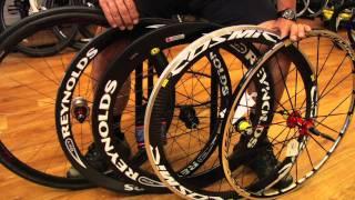 Types of Racing Wheel Sets