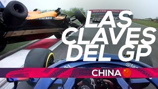Resumen GP China F1 2019 | Las Claves