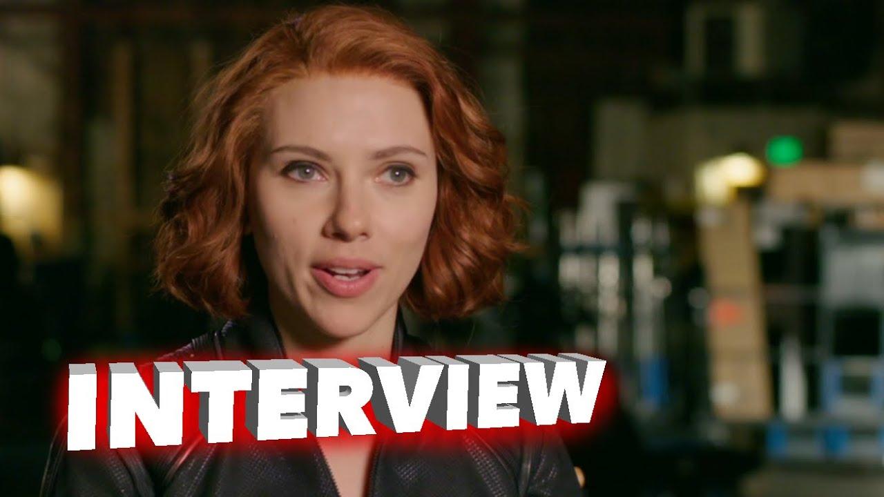 Marvel S Avengers Age Of Ultron Scarlett Johansson