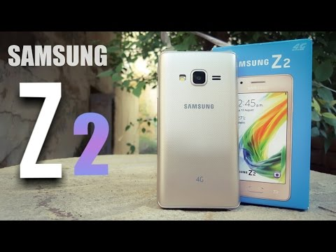 Samsung Z2 ( 4g Budget ) mobile full review