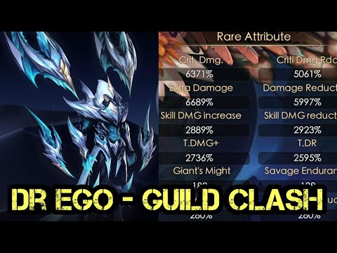 Dr Ego - Guild Clash Footage - Legacy Of Discord - 2020