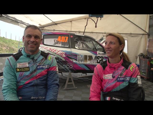 Rallycross 2021 - Mayenne