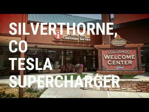 Silverthorne, CO Tesla Supercharger