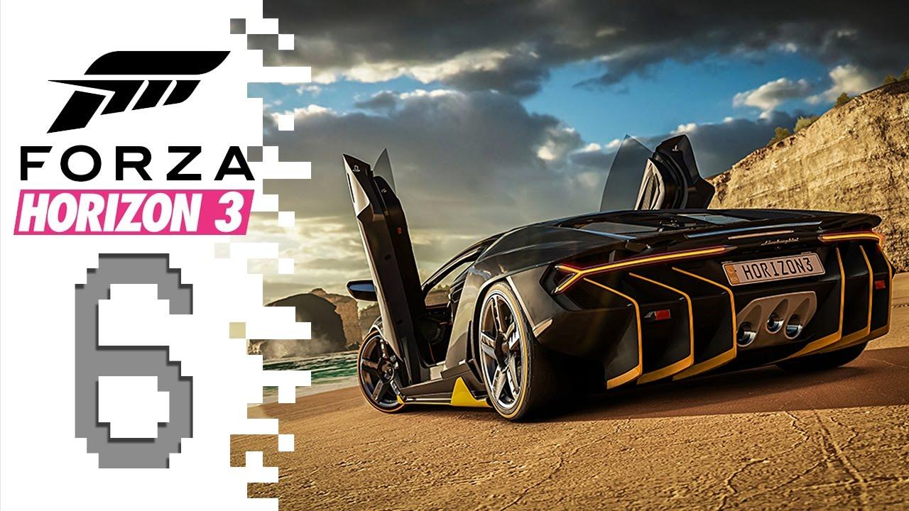 Forza Horizon 3 Ep06 First Barn Find Youtube