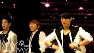 121024 Suwon Public Brocasting BTOB - Lover Boy Sungjae ver.