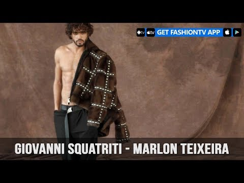 Giovanni Squatriti – Marlon Teixeira   FashionTV