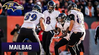 Ravens Could Go Down as One of the Best Teams in NFL History | #RavensMailbag