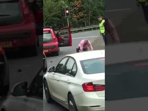 Northern Ireland Road Rage