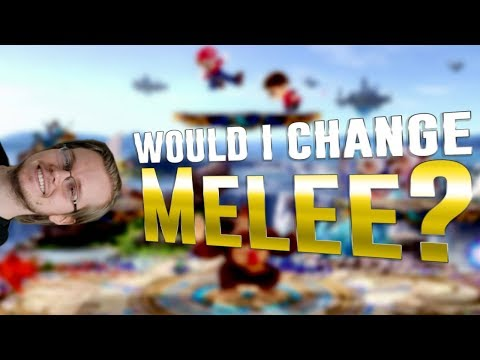 I would change Melee too, if i could - Armada talks #14