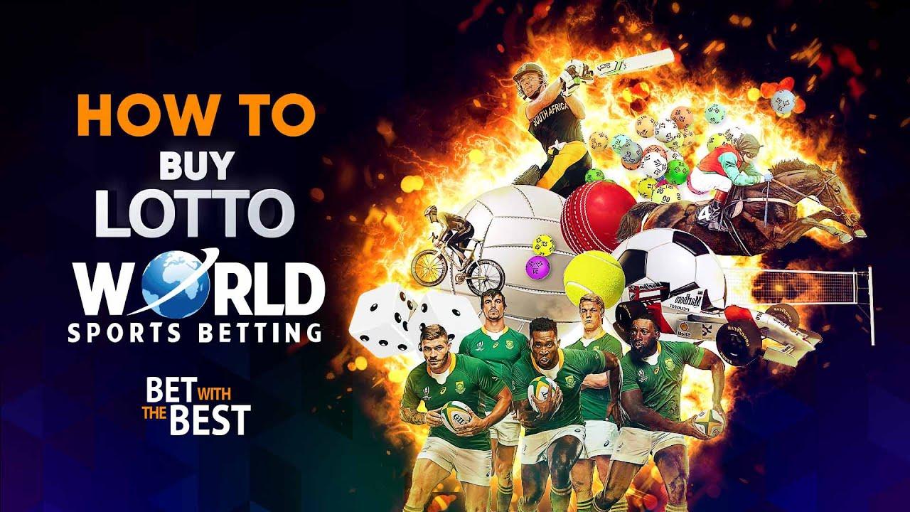 world sports betting lottery